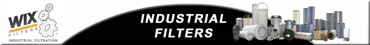 WIX Industrial Filters Filtration Products
