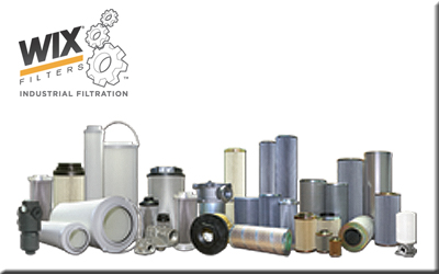 The Single Source for Industrial Filtration Products